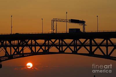 Sunrise In Yorktown Original