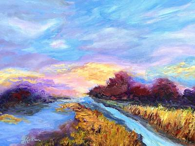 Painting - Sunrise by Joanne Killian