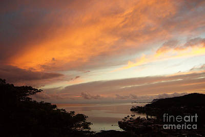 Photograph - Sunrise Kaneohe Bay by Mukta Gupta