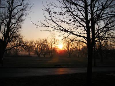 Photograph - Sunrise by Kathy Williams-Walkup