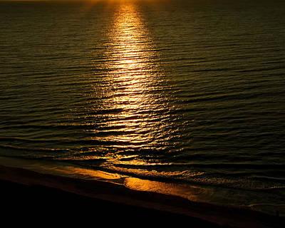 Photograph - Sunrise Kisses  by Rhonda McDougall