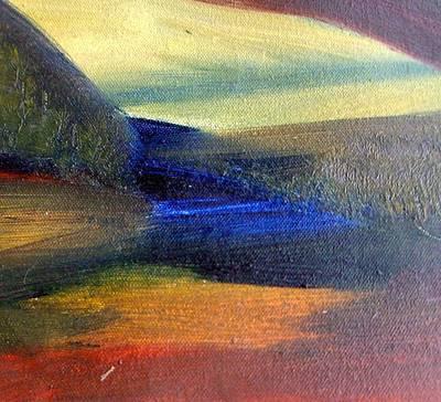Painting - Sunrise  by Michaela Kraemer
