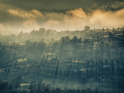Light Photograph - Sunrise by Mihai Ilie
