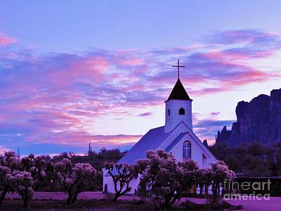 Photograph - Sunrise by Mistys DesertSerenity