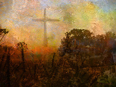 Digital Art - Sunrise Mystery by J Larry Walker