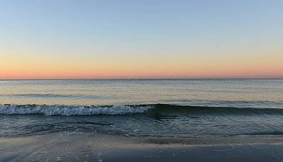 Photograph - Sunrise On Alys Beach by Julia Wilcox