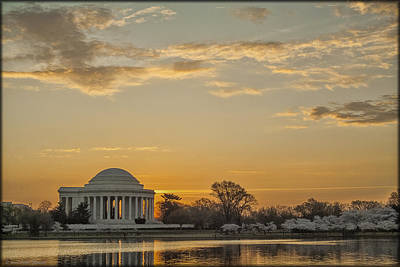 Photograph - Sunrise On Jefferson by Erika Fawcett