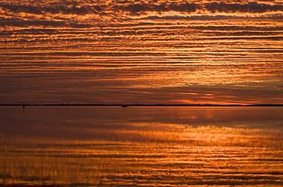 Sunrise On Ramrod Key Art Print