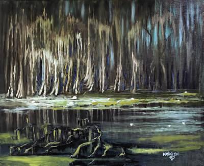 Sunrise On The Bayou Original