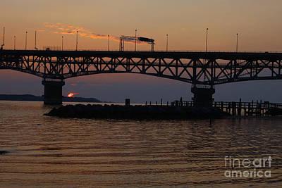 Sunrise On The Chesapeake Original