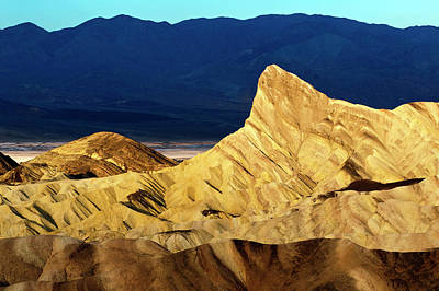 Zabriskie Point Photograph - Sunrise Over Death Valley by Babak Tafreshi