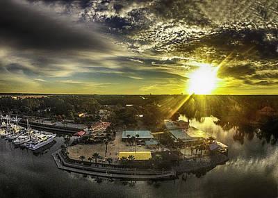 Digital Art - Sunrise Over Lulus by Michael Thomas