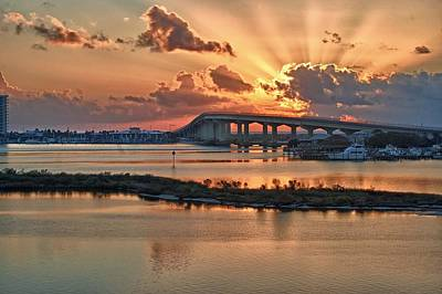 Sunrise Over Perdido Pass Original