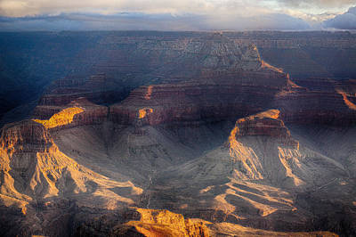 Photograph - Sunrise Over The Canyon by Lisa  Spencer