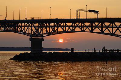 Sunrise Over The Chesapeake Bay Original