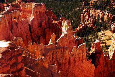 Photograph - Sunrise Point Hoodoos by Michael Courtney