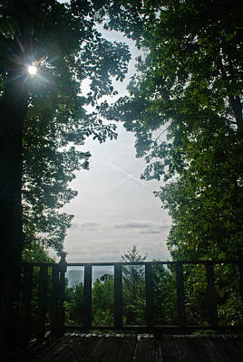 Photograph - Sunrise Portal by George Taylor