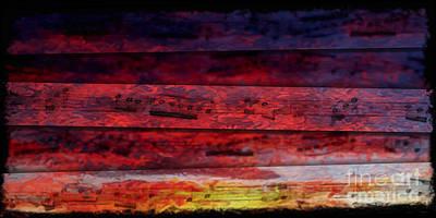 Sunrise Quintet Art Print