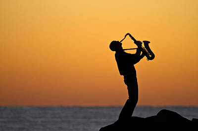 Photograph - Sunrise Serenade Two by Brad Grove