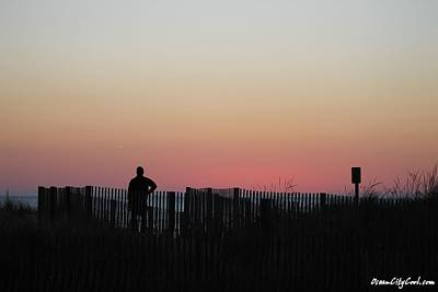 Photograph - Sunrise Silhouette by Robert Banach