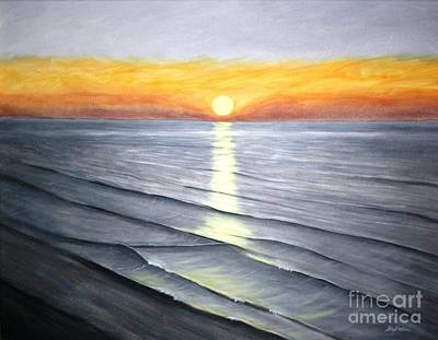 Painting - Sunrise by Stacy C Bottoms