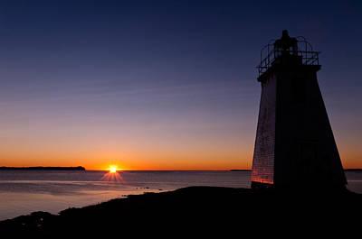 Photograph - Sunrise  by U Schade