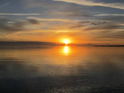 Art Print featuring the photograph Sunrise With God by Joetta Beauford