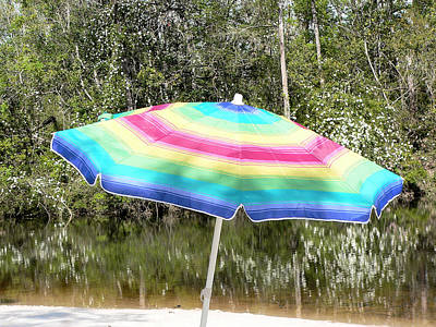 Photograph - Sunscreen by Kathy K McClellan