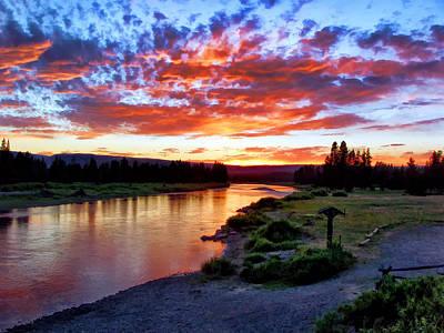 Photograph - Sunset 92 by Dawn Eshelman