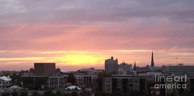 Photograph - Sunset 2 by Alex Rahav