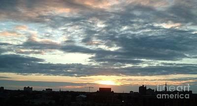 Photograph - Sunset 3 by Alex Rahav