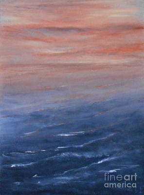 Sunset 3 Art Print