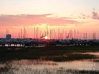 Photograph - Sunset 5 by Alex Rahav