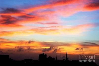 Photograph - Sunset 9 by Alex Rahav