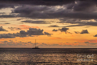 Photograph - Romantic Sunset Adventure by Rene Triay Photography