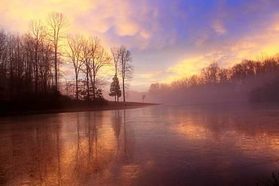 Sunset After The Rain Original by Robert Pennix