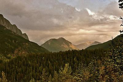 Photograph - Sunset Alberta June by Larry Darnell