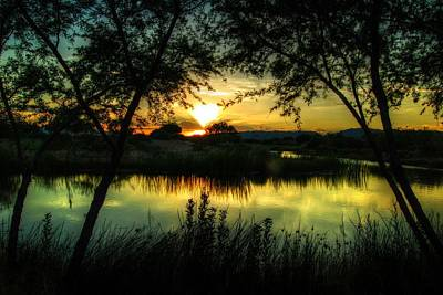 Photograph - Sunset Arizona by Tam Ryan