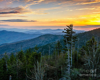 Photograph - Sunset At 6200ft by Anthony Heflin