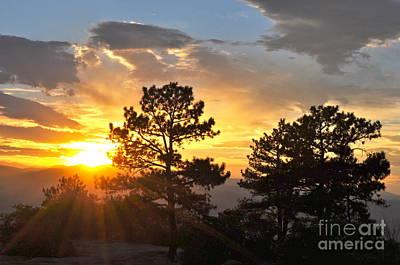 Photograph - Sun Rays  by Anjanette Douglas