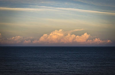 Photograph - Sunset At Obx by Heather Grow