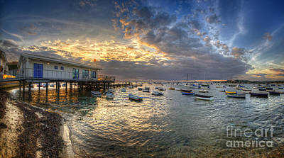 Photograph - Sunset At Poole by Yhun Suarez