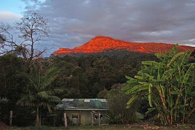 Photograph - Sunset At Sphinx Rock by Ankya Klay
