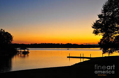 Photograph - Sunset At Stumpy Creek by Randy Rogers