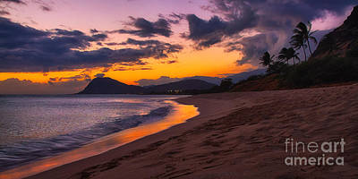 Photograph - Sunset Beach by Anthony Bonafede