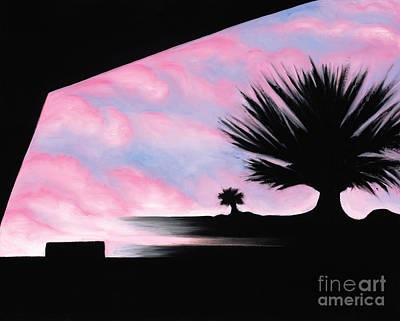 Painting - Sunset Boulevard Dreams by Tiffany Davis-Rustam