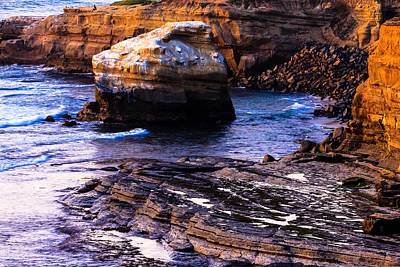 Photograph - Sunset Cliffs by Ben Graham
