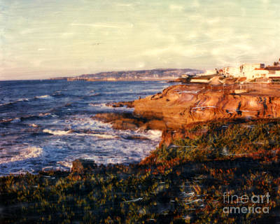 Photograph - Sunset Cliffs by Glenn McNary
