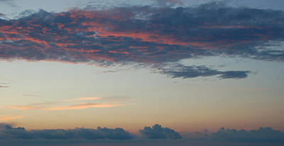 Photograph - Sunset Cloudscape  by Peg Toliver