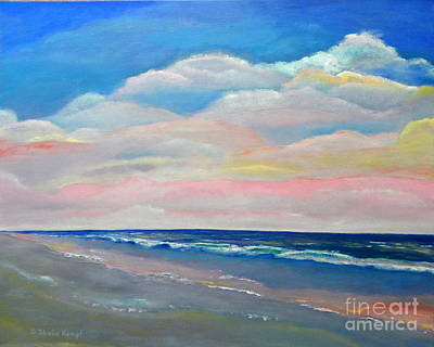Painting - Sunset Colors by Shelia Kempf